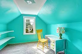 awesome creation small room paint colors blue white brown concrete