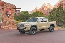classic toyota truck epic drives exploring utah u0027s big five in the 2016 toyota tacoma trd