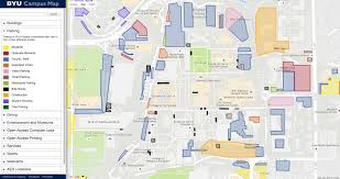 Utah State University Campus Map by Bike Thefts Surge At Byu The Daily Universe
