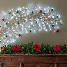 christmas branches with lights climbing vine lighted branches with cool white led lights 1 pc