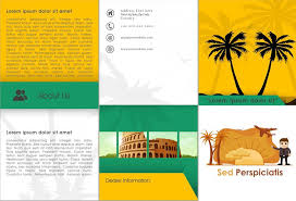 country brochure template 40 professional free tri fold brochure templates word psd