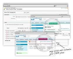 case management software all industries capa plans