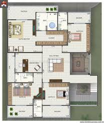 sims floor plans sobrado 4 quartos 510 58m floor plan pinterest house