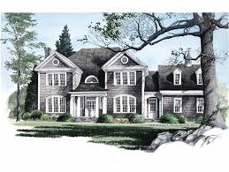 house plans new new house plans at eplans colonial and shingle style