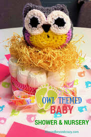 owl themed baby items owl theme baby shower and nursery