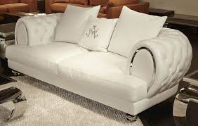 white leather sofa for sale appealing small white tufted leather sectional on sleek metal in
