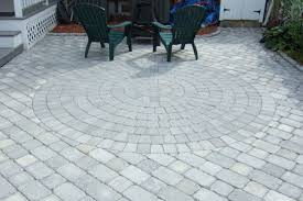 Paver Patio Kits Pavers Patio Circle Design Kit 0135lg