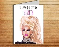 donald trump card birthday card for boyfriend birthday gift