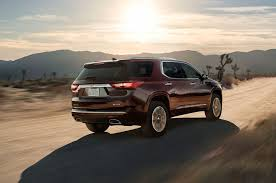 chevrolet traverse 2018 chevrolet traverse price automotive news 2018