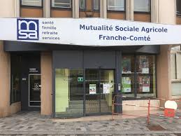 msa siege social mutualité sociale agricole de franche comté besançon adresse