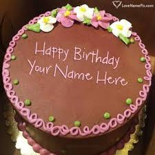 Wedding Wishes Online Editing 42 Best Birthday Cakes With Name Images On Pinterest Name