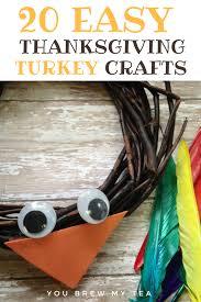 Fun Activities For Thanksgiving 100 Fun Easy Thanksgiving Crafts For Kids Thanksgiving
