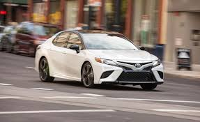 toyota camry 2018 toyota camry drive review car and driver