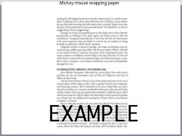 mickey mouse wrapping paper mickey mouse wrapping paper essay writing service