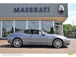 maserati gransport manual 2005 maserati gransport specs and photos strongauto