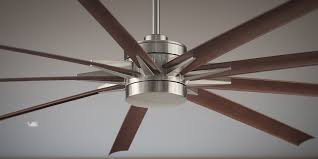 84 inch ceiling fan odyn 84 large ceiling fan by fanimation
