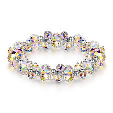 swarovski jewelry bracelet images Ladycolour when in rome crystal bracelet swarovski jpg
