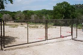 how to install farm fence panels design u0026 ideas