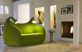 canapé convertible vert canapé lit vert avec les intégrées