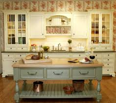 kitchen island hanging pot racks tile floors tile floor in farmhouse kitchen copper hanging pot