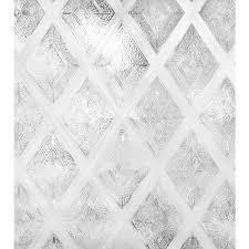 artscape 24 in w x 36 in h diamond glass decorative window film
