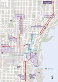 New Orleans 9th Ward Map by Eyes On Milwaukee Committee Approves Milwaukee Streetcar Urban