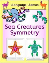 symmetry fun bugs pictures no prep activities pills and fun