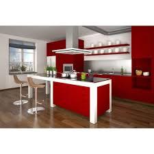 hotte cuisine ouverte les différentes formes de hotte de cuisine