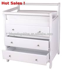 Sleigh Changing Table Sleigh Baby Change Table In White Kc8171 Buy Sleigh Baby
