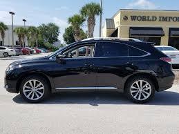 used lexus rx 350 in florida used 2015 lexus rx350 f sport fwd for sale in jacksonville fl