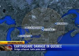 Hit The Floor Quebec - 5 0 earthquake hits ontario quebec ctv news