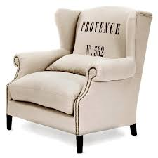 French Wingback Chair French Wingback Upsholstered Armchair French Words