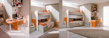 cool bunk bed ideas for modern childrens bedroom design andrea