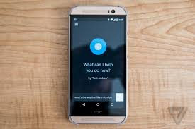 cortana android microsoft releases cortana for android beta the verge