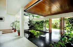 main entrance hall design rattan house by guz architects caandesign architecture and