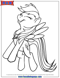 my little pony rainbow dash coloring page h u0026 m coloring pages