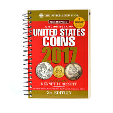 the official red book a guide book of united states coins 2017