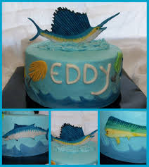 deep sea fishing groom u0027s cake pinterest perfection get your free