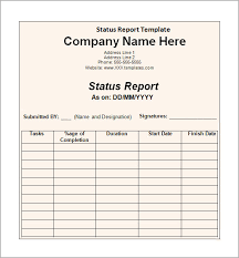 trip report template word sle status report 11 documents in word pdf ppt