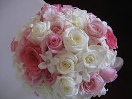 Wedding Flowers Pink Bridal Bouquets