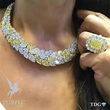 color diamond necklace images 1734 best fancy colored diamonds images rings jpg