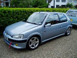 blue peugeot for sale for sale peugeot 106 gti 2001 modified road track day car