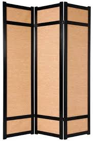 Privacy Screen Room Divider Opaque Durable Office Partition U2013 6ft Jute Fiber Japanese Design