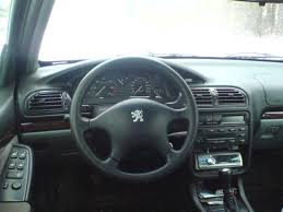 1998 peugeot 406 pictures