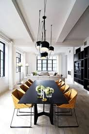 Modern Kitchen Table And Chairs Styled Space Emily Jackson Of The Ivory Lane U0027s Beautiful Utah