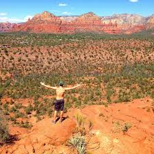 hiking in sedona arizona life of ty