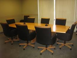 Conference Table With Chairs Used Conference Table Sets And More For Less Now In Columbus