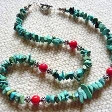 natural coral necklace images Best natural coral necklace products on wanelo jpg