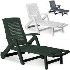 Outdoor Reclining Chairs Sun Lounger Garden Deck Sun Bed Chair Recliner Patio Outdoor