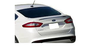 amazon com accent spoilers ford fusion factory style spoiler